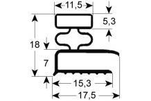 Burlete para frigorífico bartscher  an 415mm l 430mm
