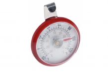 Termómetro -30 a +50°C medida ø52mm display analógico
